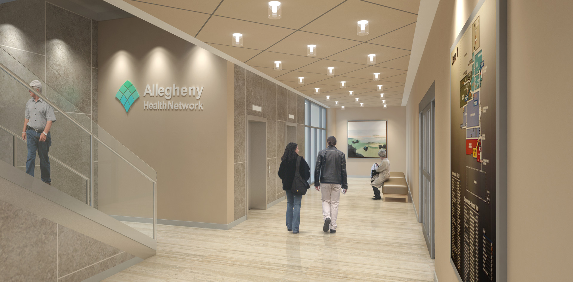 Forges Cancer Institute Rendering