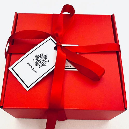 Joy Moyler Atelier Gift Box and wrapping