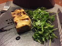 Marbrée de foie gras