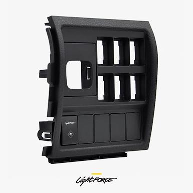 LightForce Replacement Switch Panel - Toyota Land Cruiser 200 Series