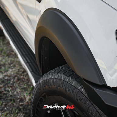 Drivetech 4x4 Smooth Flares - Ford Ranger PXII/PXIII
