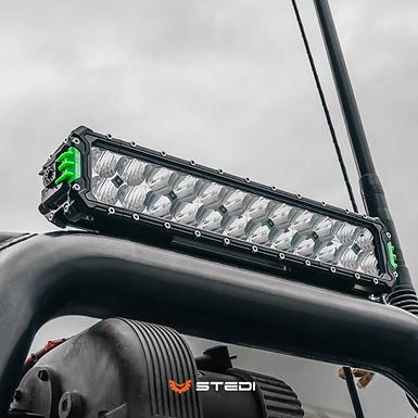 "STEDI ST3303 Pro Ultra Light LED Light bar - 18.4"""