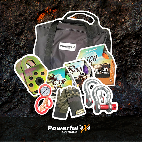 Powerful 4x4 Pro Recovery Kit