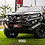 Thumbnail: PIAK 3 Loop Elite Winch bar - Mitsubishi Triton MR (2019+)