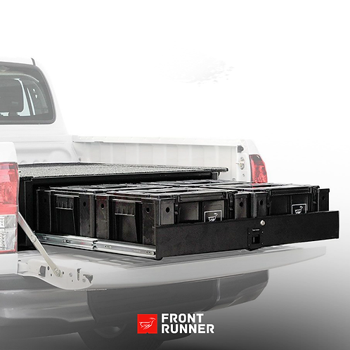 Front Runner Wolf Pack Drawer Kit - Toyota Hilux (2016+)