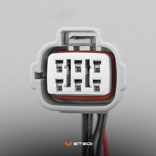 STEDI Piggy Back Adaptor  - Mazda BT-50 (2020+)