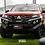 Thumbnail: PIAK Non-Loop Elite Winch Bar - Mitsubishi Triton MR (2019+)