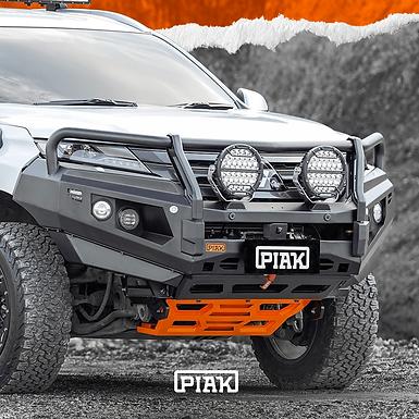 PIAK 3 Loop ELITE Winch Bar - Mitsubishi Pajero Sport QF (2020+)