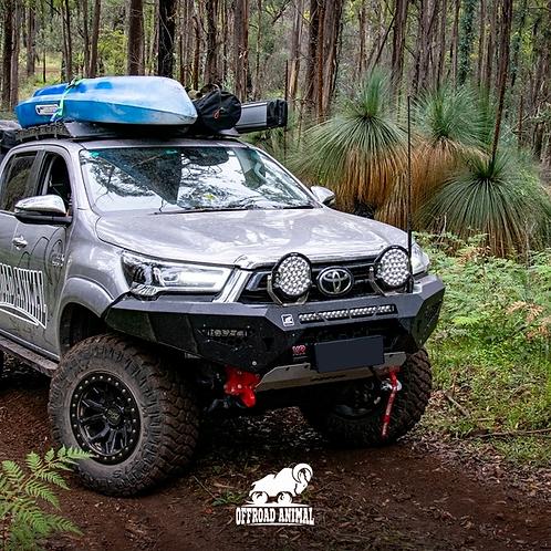 Offroad Animal Predator Bull Bar - Toyota Hilux (2020+))