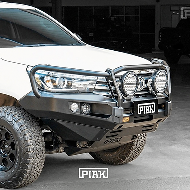 PIAK Elite 3 Loop Winch bar - Toyota Hilux REVO (2015 - 2018)
