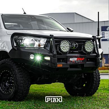 PIAK Elite 3 Loop Winch bar - Toyota Hilux ROCCO (2018 - 2020)