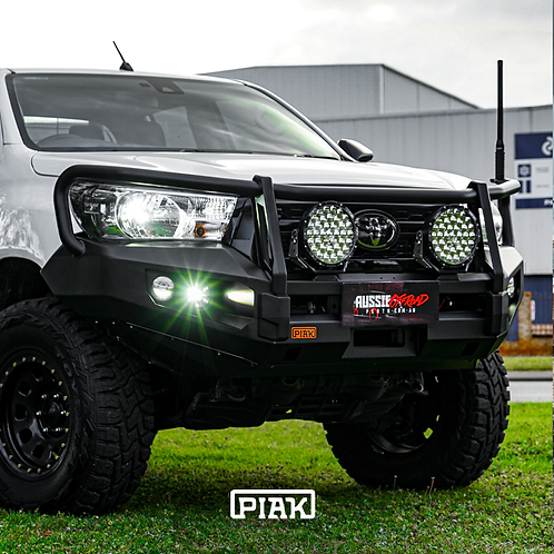 PIAK Elite 3 Loop Winch bar - Toyota Hilux ROCCO (2018 - 2020)