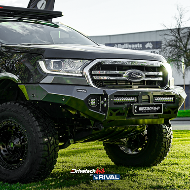 Drivetech4x4 by Rival Bumper Bar - Ford Ranger PX MKII & MKIII
