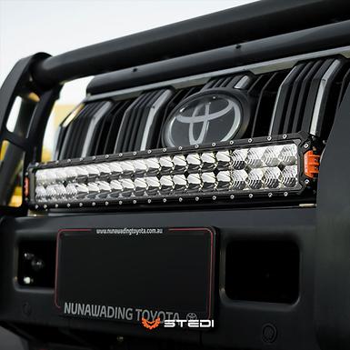 "STEDI ST3303 Pro Ultra Light LED Light bar - 28.2"""
