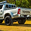 Thumbnail: Rock Armor Rear Step - Toyota Hilux (2005 - 2015)