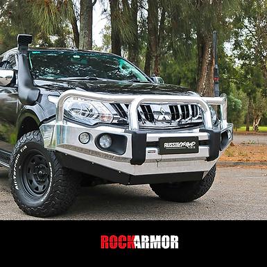 RockArmor Alloy Bull Bar - Mitsubishi Triton MQ