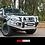 Thumbnail: RockArmor Alloy Bull Bar - Mitsubishi Triton MQ