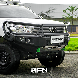 AFN Looped Bar - Toyota Hilux Revo