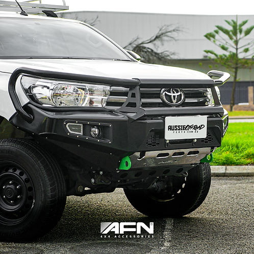 AFN Looped Bar - Toyota Hilux (2015 - 2018)