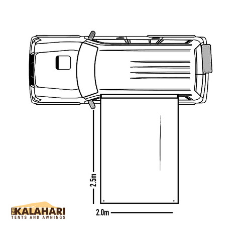 Kalahari Pullout Awnings Aussie Offroad Perth Shop 4x4