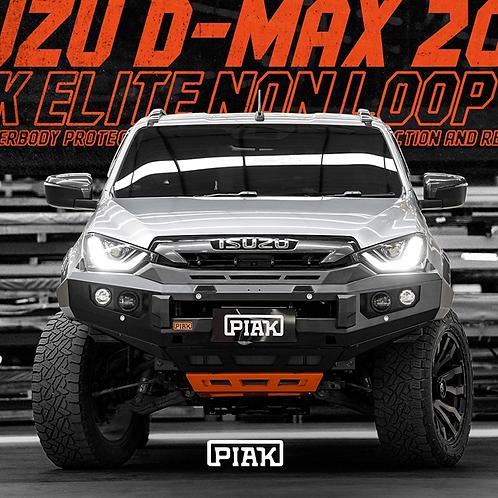 PIAK Non Loop Elite Winch bar - Isuzu D-MAX (2020+)