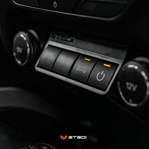 STEDI Switch Panel - Ford Ranger (PXII/PXIII), Raptor, & Everest