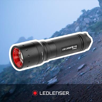Led Lenser Torch - T7M (400 Lumens)