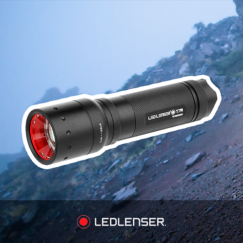 Led Lenser Torch - T7M (400 Lumens)