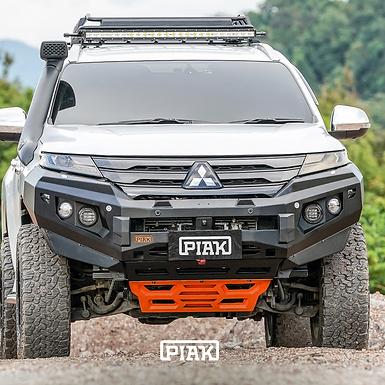 PIAK Non Loop ELITE Winch Bar - Mitsubishi Pajero Sport QF (2020+)