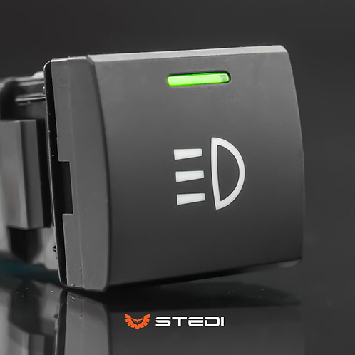 STEDI Square Switch - To suit STEDI Switch Fascia