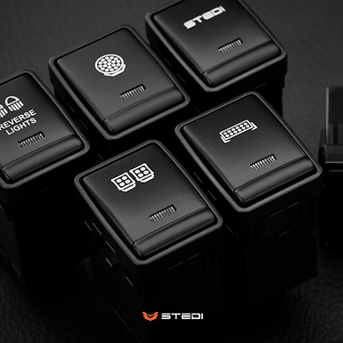 STEDI Short Push Switch - Nissan