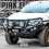 Thumbnail: PIAK 3 Loop Elite Winch bar - Mitsubishi Triton MQ
