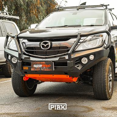 PIAK 3 Looped Elite Winch Bar - Mazda BT50 (2011+)
