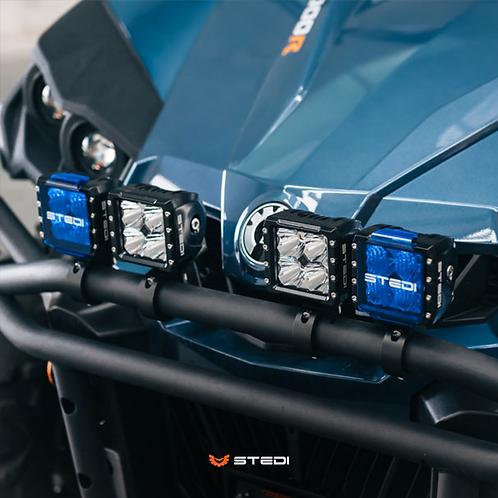 STEDI C4 LED Light Cube Black Edition - Spot