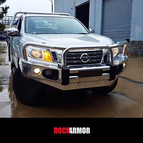RockArmor Alloy Bull Bar - Nissan Navara NP300 D23
