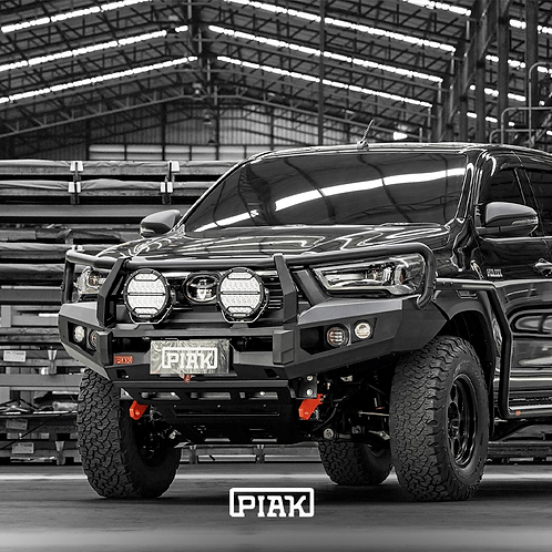 PIAK Elite 3 Loop Winch bar - Toyota Hilux (2020+)