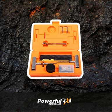 Powerful 4x4 Tyre Repair Kit