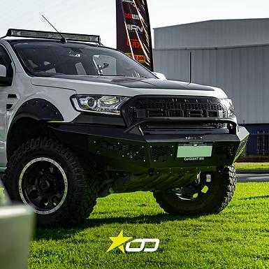Outbak Dynamics Scorpion Bull Bar - Ford Ranger PXII & PXIII
