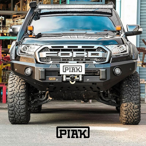 PIAK Non Looped Premium Winch bar - Ford Ranger PXII