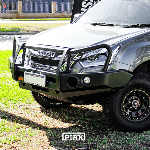 PIAK 3 Loop Premium Winch bar - Isuzu D-MAX 2017+
