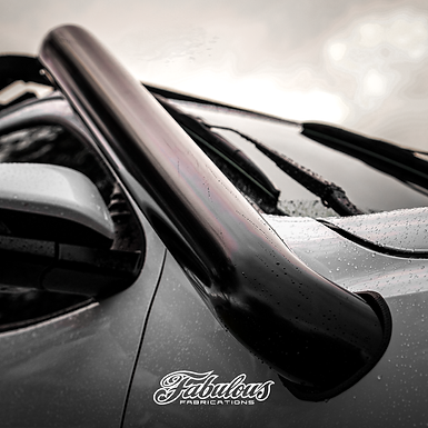 Fabulous Fabrications Stainless Snorkel - Toyota Fortuner