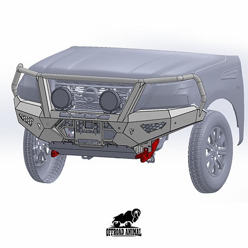 Offroad Animal Toro Bull Bar - Nissan Patrol Y62 (2020+)