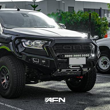 AFN Looped Bull Bar - Ford Ranger PX MKII