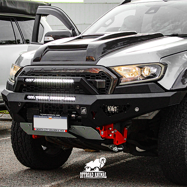 Offroad Animal Predator Bull Bar - Ford Ranger PXII/PXIII