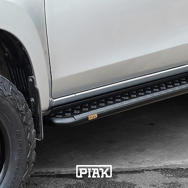 PIAK Side Steps - Mitsubishi Triton MR (2017+)