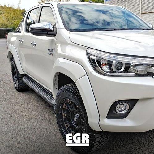 EGR Flares - Toyota Hilux (2018+)