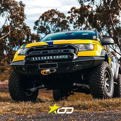 Outbak Dynamics Scorpion Bull Bar - Ford Raptor