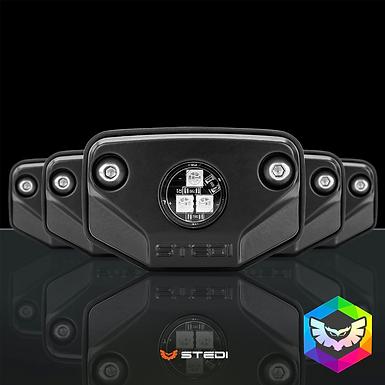 STEDI Surface 6 LED RGB Rock Lights