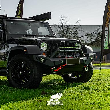 Offroad Animal Predator Bull Bar with Stealth Loop - Jeep Wrangler JK (07-2018)