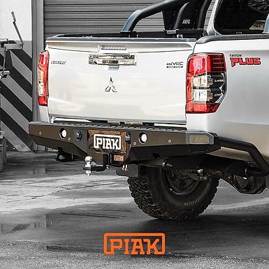 PIAK Premium Rear Step Tow bar  - Mitsubishi Triton MR